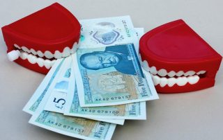 Eating Into Your Money - Cashing In Pensions At 55
