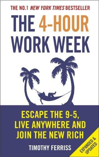 4 Hour Work Week - Book Cover