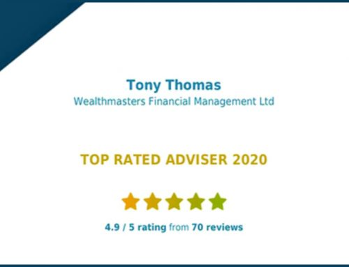 Top Rated IFA For 2nd Year Running