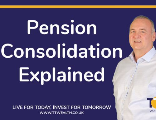 Pension Consolidation Explained