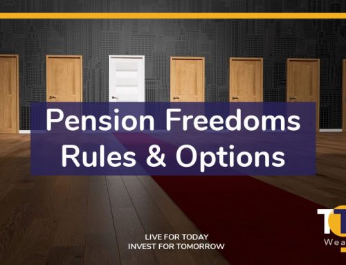 Pension Freedoms – Rules and Options