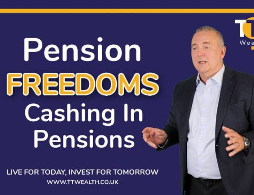 Pension Freedoms – Cashing In Pensions