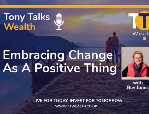 Embracing Change As A Positive Thing – with Bev Jones