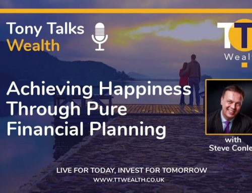 Achieving Happiness Through Pure Financial Planning – with Steve Conley